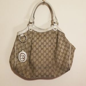 Gucci Sukey Handbag - Please Read Carefully
